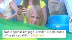 14 memes e comentários que resumem o 1º tempo travado de Brasil X