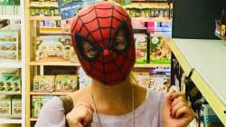 Giorgia Meloni versione Spiderman scatena i
