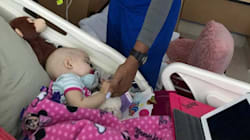 La commovente lettera di una mamma ai 250 infermieri che si occupano della figlia malata di