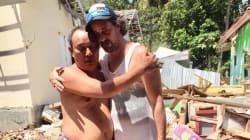 Ce Suisse ne pouvait se résoudre à quitter Lombok sans venir en aide aux victimes des