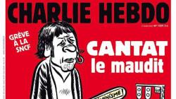 Charlie Hebdo a réussi à trouver un lien entre la polémique Cantat et la grève à la