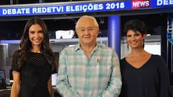 Debate da RedeTV! com candidatos à Presidência é nesta