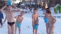 El método antiresfriados de esta guardería rusa te dejará