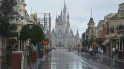 Queste foto mostrano come il Disney World ha superato l'uragano