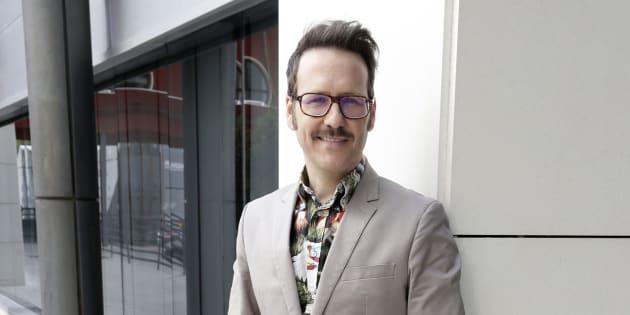 El actor Joaquín Reyes, en una imagen de archivo del año pasado.