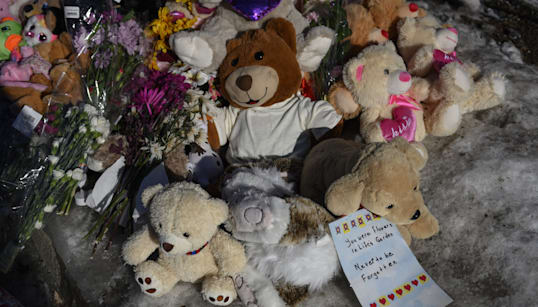 Canadians Are Leaving Teddy Bears Out For The 7 Kids Who Died In N.S.