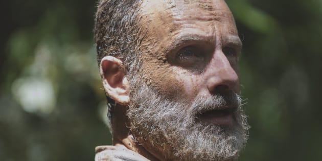 """Est-ce l'heure des adieux pour Andrew Lincoln dans """"The Walking Dead""""?"""