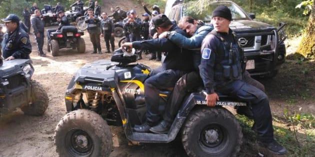 Bernardo Carreón Guevara fue reportado como desaparecido el pasado sábado17 de noviembre.