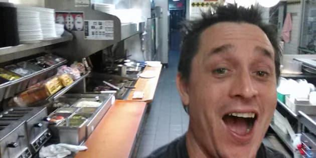À 3h du matin, cet Américain a décidé de se faire lui-même à manger dans un fast-food.