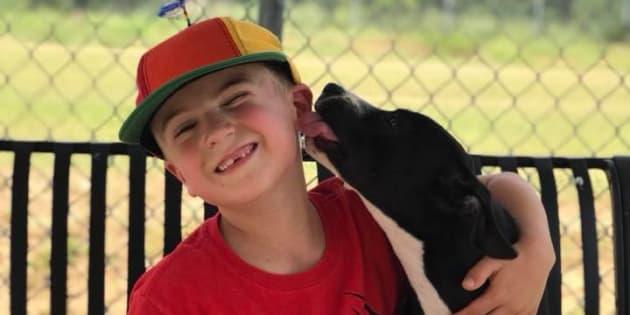 Roman McConn es el fundador del Project Freedom Ride, que traslada perros en peligro de ser sacrificados desde el sur hasta el norte de Estados Unidos.