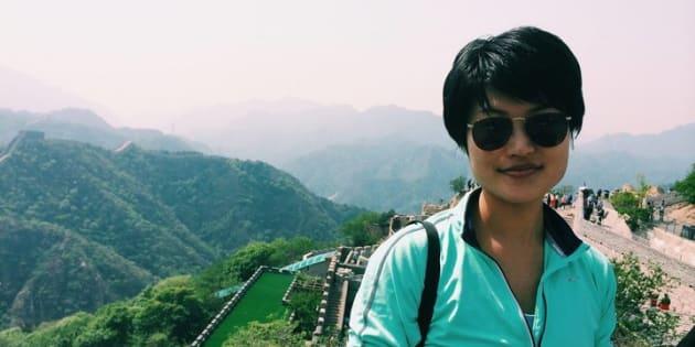 En tant que femme d'origine asiatique, l'haltérophilie a tout changé à ma manière d'aborder le monde.