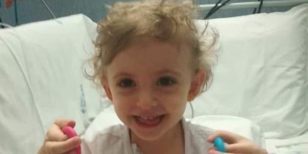#salviamoElisa : la piccola di Pordenone è stata sottoposta a trapianto di midollo