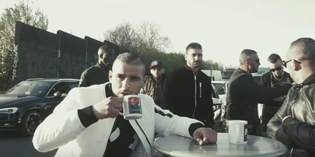 De la prison requise contre le rappeur Sofiane, qui se défend en évoquant Mariah Carey.