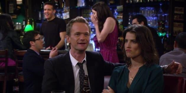 """Para isso, Barney diria: """"Desafio aceito""""."""