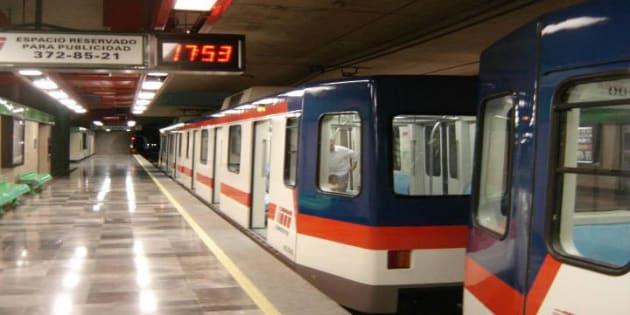 Implementarán vagón del metro exclusivo para mujeres