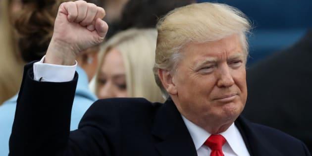 Donald Trump, 45º presidente de Estados Unidos.