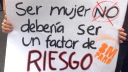 VIDEO: Marcha en CDMX por el Día Internacional de la