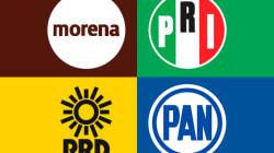 PRI y PAN recibirán el doble de dinero que Morena para