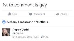 Cet étonnant coming-out sur Facebook fait la joie des