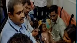 Two-Year-Old Andhra Boy, Who Fell Into Borewell, Rescued After 10