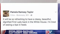 U.S. Official Removed From Post After Calling Michelle Obama 'Ape In