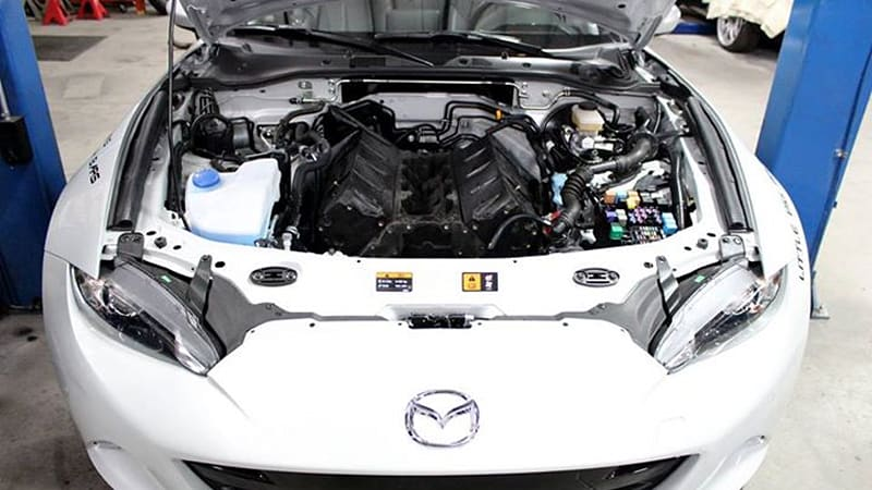 Flyin' Miata is building a V8-powered MX-5 ND - Autoblog