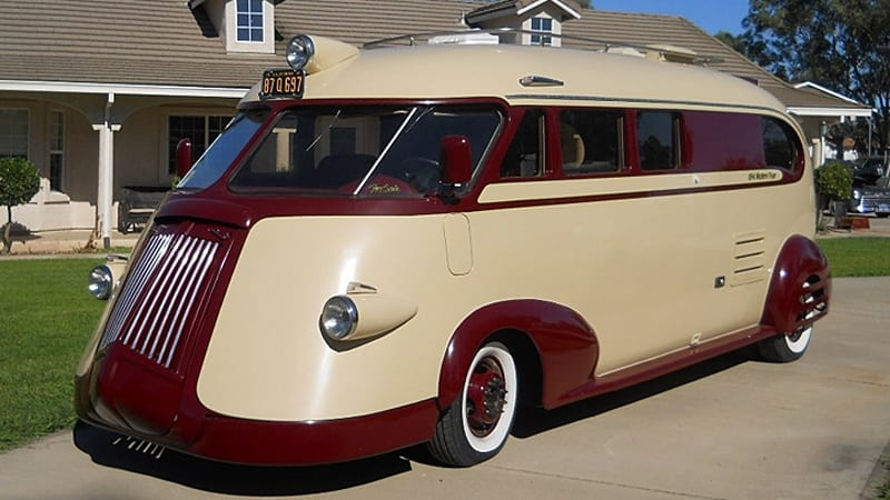 Vintage Western Flyer RV Is A Cure For The Summertime