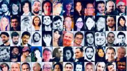 Politiques et anonymes rendent hommage aux victimes du 13 novembre en partageant leurs