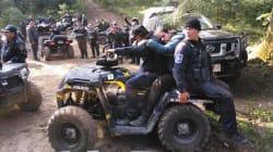 Rescatan a joven desaparecido en Parque Nacional Los