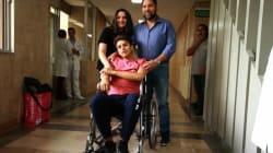 Dan de alta a Emilio, el otro estudiante lesionado por