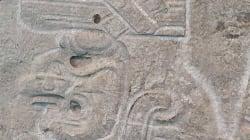 Este es Xoc, el bajorelieve olmeca robado a México en los