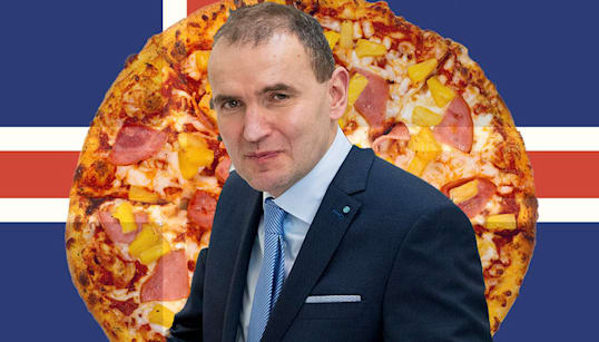 Iceland's President Regrets The Whole Pineapple-On-Pizza