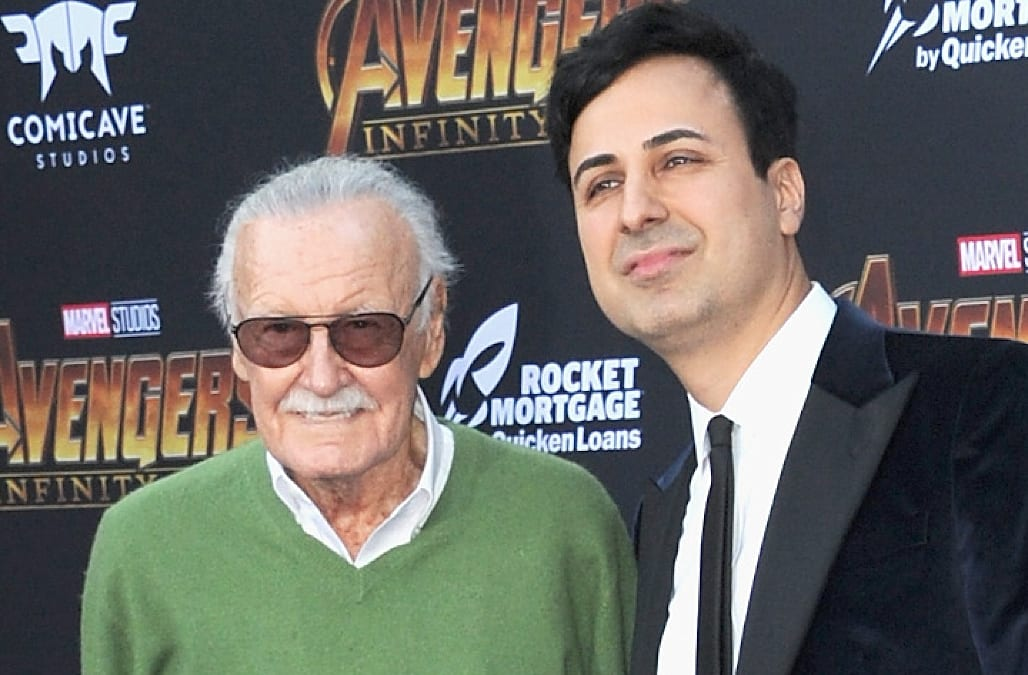 Stan Lee S Ex Business Partner Arrested For Elder Abuse
