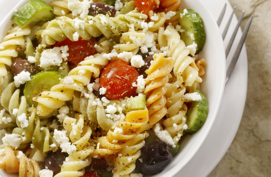 10 pasta salad recipes for picnics and potlucks