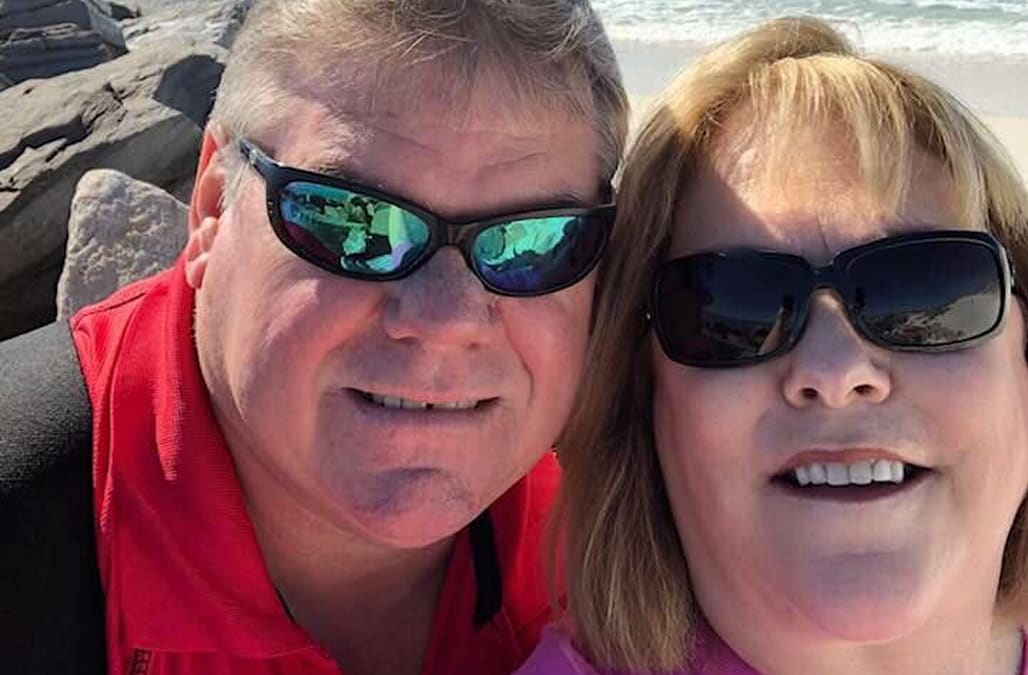 Man contracts flesh-eating disease while visiting Florida beach: 'I