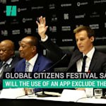 WATCH : Global Citizen Festival SA – Will The Use Of An App Exclude The