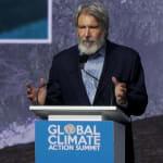 Harrison Ford pique une colère contre les politiciens qui nient les changements