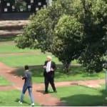 Suspenden al coordinador de vigilancia de la UNAM, Teófilo