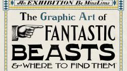 Affiches de Quidditch ou carte du Maraudeur, les créateurs artistiques de