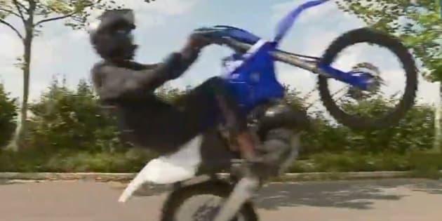 L'Assemblée nationale renforce les sanctions contre les rodéos motorisés
