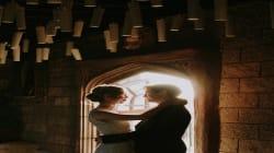 Esta boda al estilo Harry Potter le encantaría a J.K.