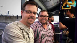 Men On A Mission: AfriForum's Kriel And Roets En Route To US To Talk About Land,