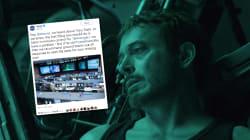 La Nasa donne des conseils aux Avengers pour sauver Tony