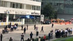 Dos personas lesionadas tras balacera en inmediaciones de Plaza