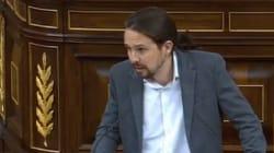 Iglesias a Rajoy: