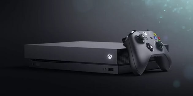 xbox one x le prix et la date de sortie pour la nouvelle. Black Bedroom Furniture Sets. Home Design Ideas