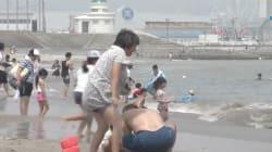 On peut de nouveau se baigner à Fukushima (en théorie) sans