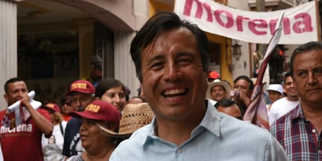García repitió como candidato por Morena en el estado.