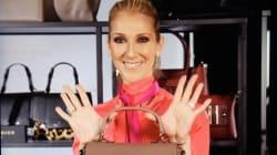 Céline Dion est accueillie comme une reine à