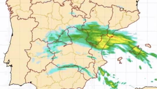 Desactivada la alerta roja en Teruel, Castellón y